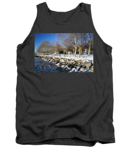 Lonely Park Tank Top