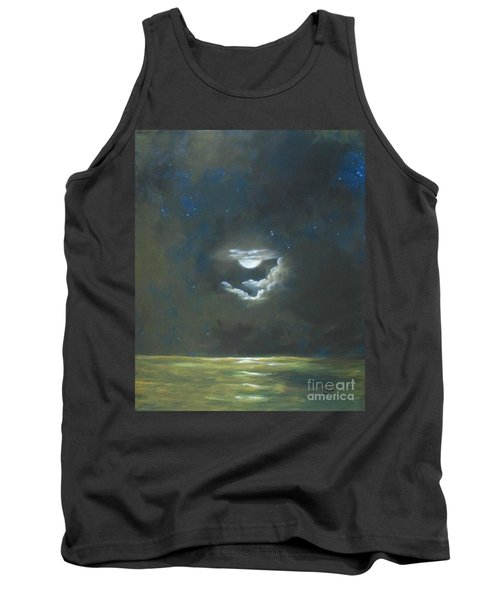 Long Journey Home Tank Top by Marlene Book
