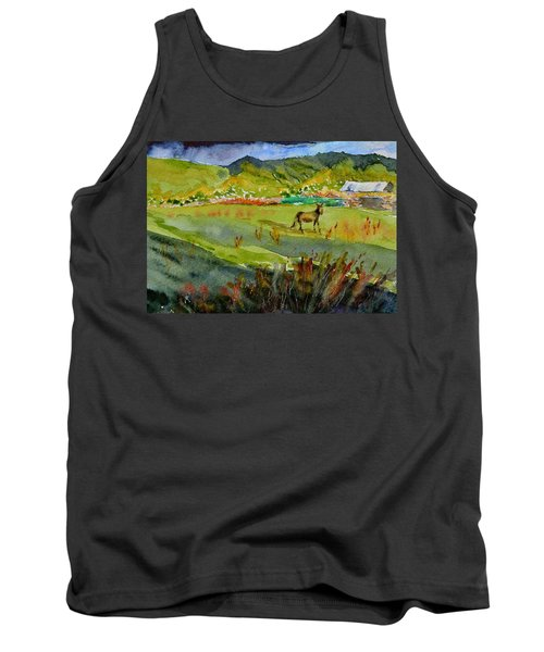 Long Shadow Storm Tank Top