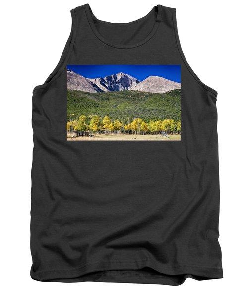Longs Peak A Colorado Playground Tank Top