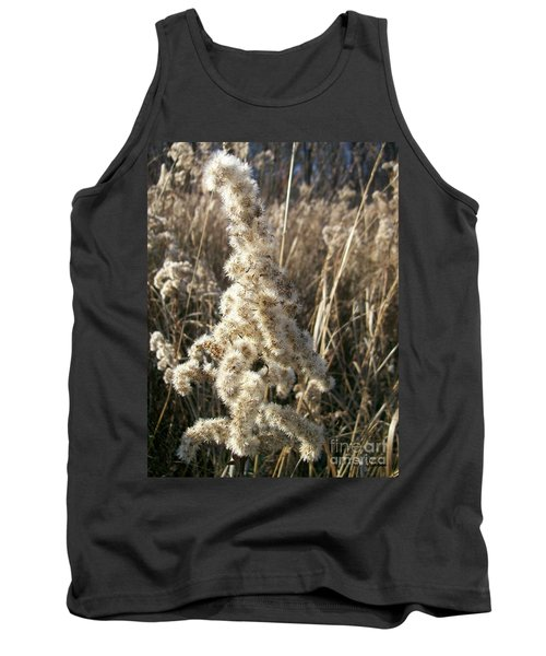 Tank Top featuring the photograph Looks Like Cotton by Sara  Raber