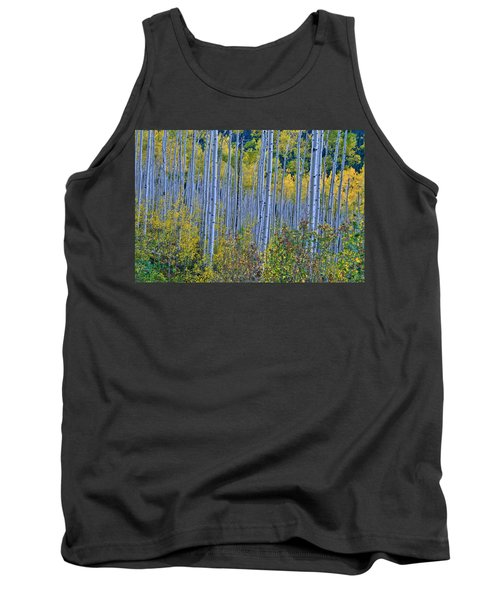 Tank Top featuring the photograph Lost In The Crowd by Jeremy Rhoades