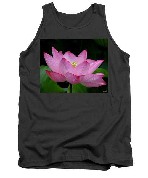 Lotus-center Of Being IIi Dl033 Tank Top