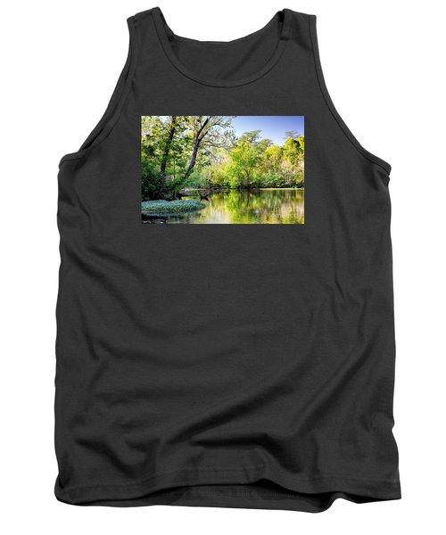 Louisiana Bayou Tank Top