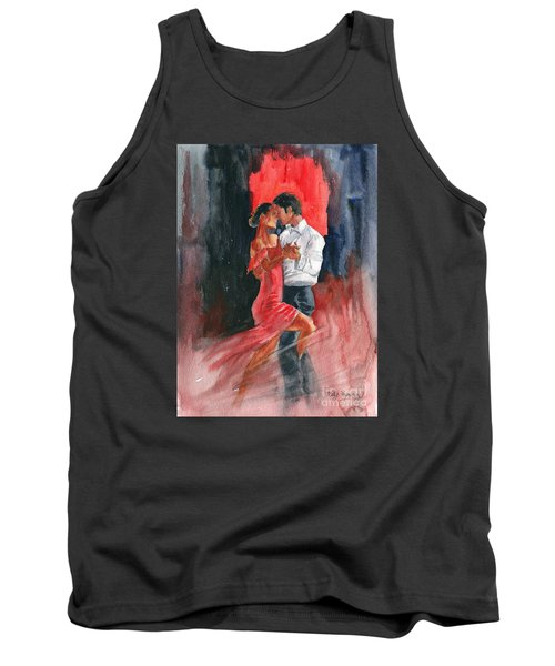 Love And Tango Tank Top