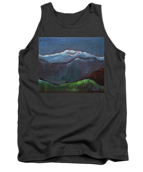 Love For Pikes Peak Tank Top