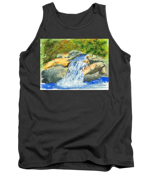 Lower Burch Creek Tank Top