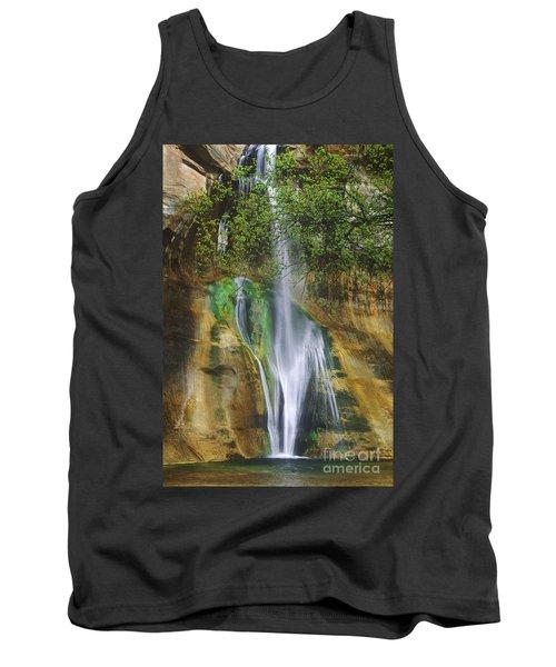 Lower Calf Creek Falls Escalante Grand Staircase National Monument Utah Tank Top