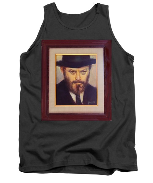 Lubavitcher Rebbe  Tank Top