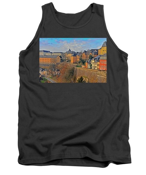 Luxembourg Fortification Tank Top