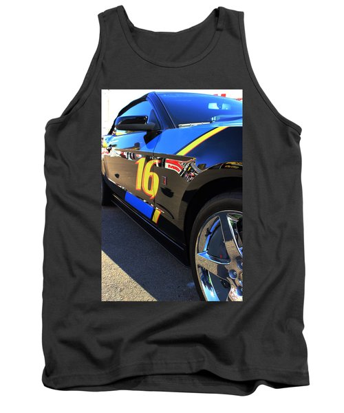 Tank Top featuring the photograph Made For Speed by Natalie Ortiz