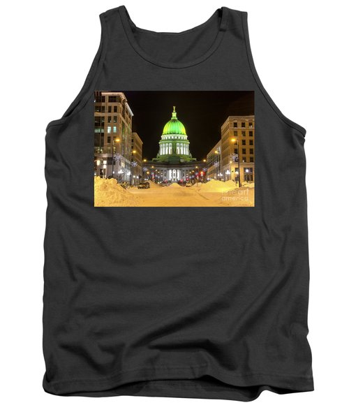 Madison Capitol Tank Top
