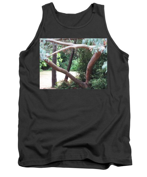Madrona Tank Top by David Trotter