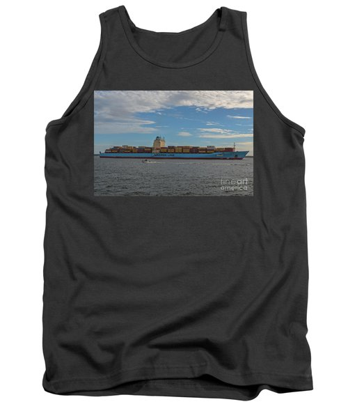 Maersk Line Beaumont Tank Top