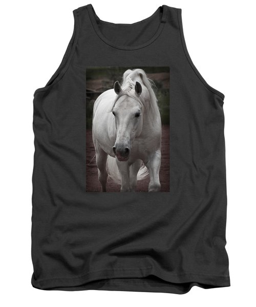 Tank Top featuring the photograph Maestoso II Ambrosia D5881 by Wes and Dotty Weber