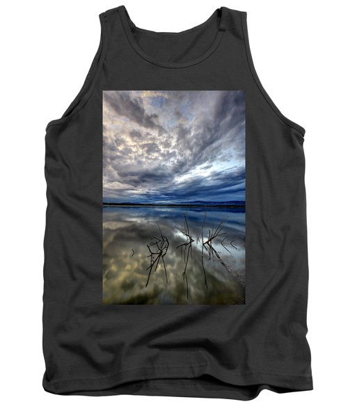 Magical Lake - Vertical Tank Top