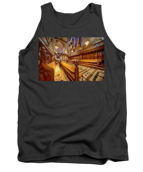 Magnificent Cathedral I Tank Top