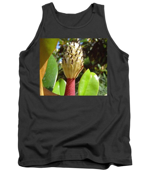 Magnolia Faith  Tank Top
