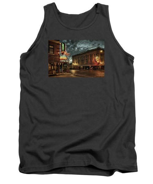 Main And Exchange Tank Top