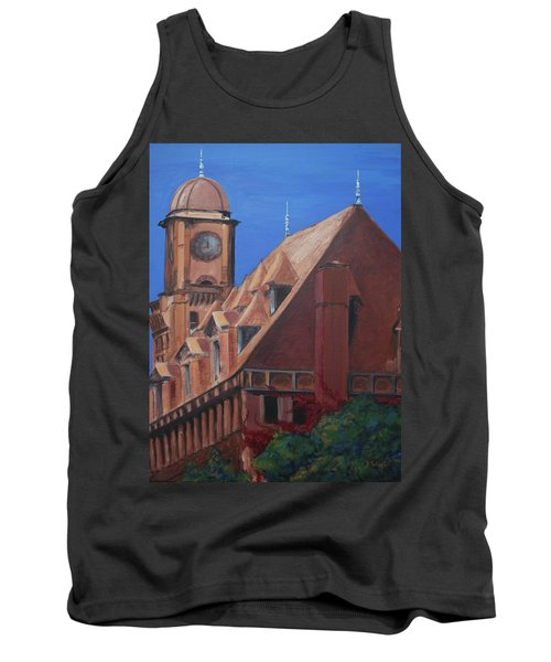 Main Street Station Tank Top