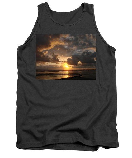 Majestic Sunset Tank Top by Athena Mckinzie