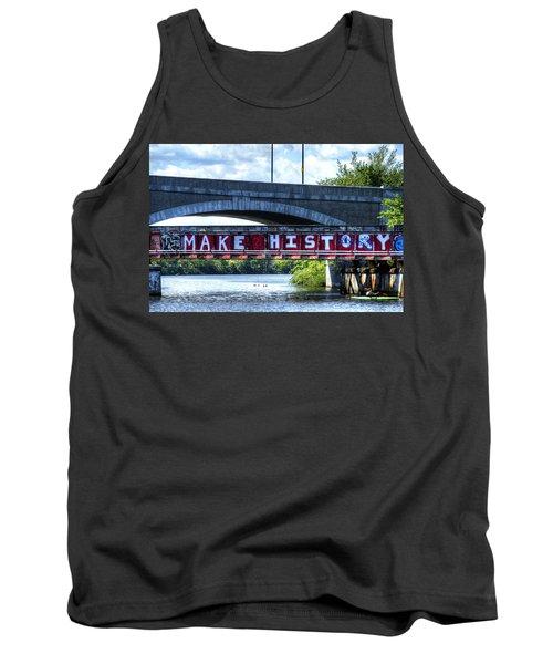 Make History Boston Tank Top