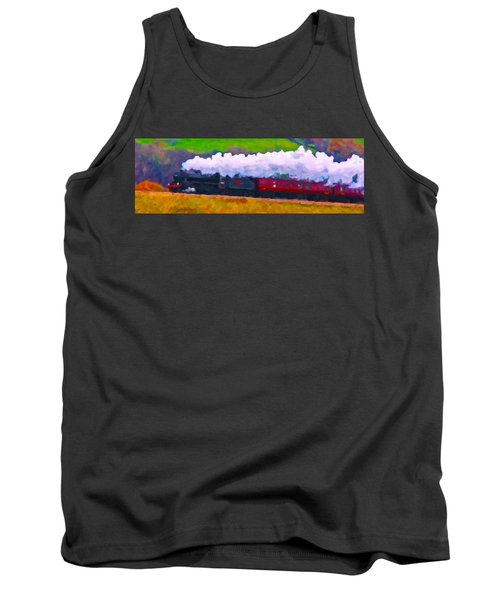 Making The Grade Tank Top