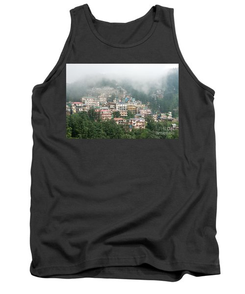 Maleod Ganj Of Dharamsala Tank Top