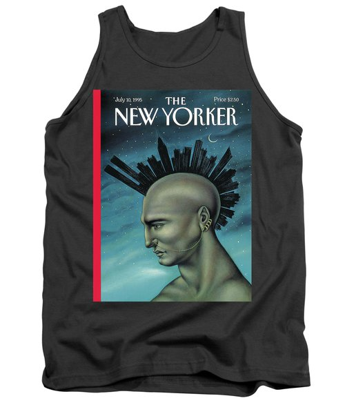 Mohawk Manhattan Tank Top