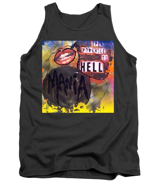 Mania Tank Top by Lisa Piper
