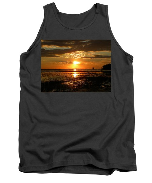 Manitoba Sunset Tank Top