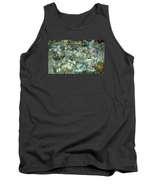 Many Desperate Hands Tank Top