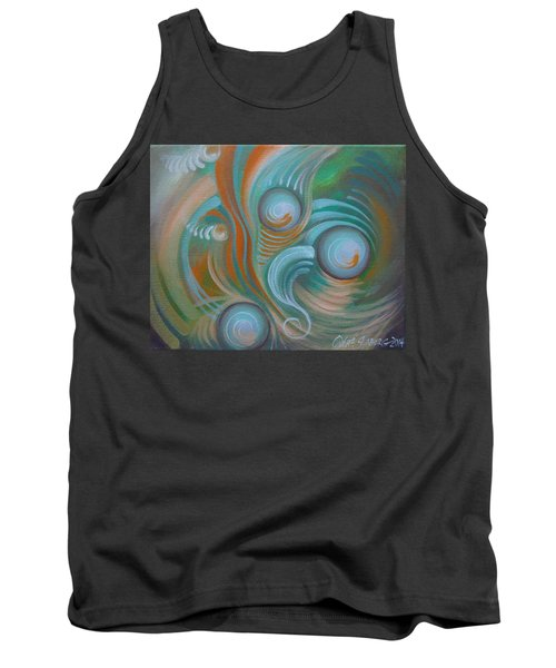 Marble Madness Tank Top