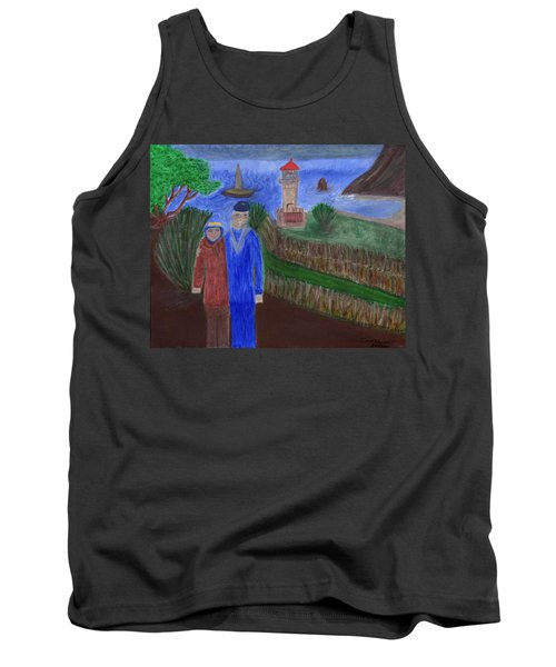 Mariner's Cove  Tank Top