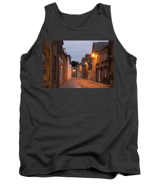 Market Street At Dusk Tank Top