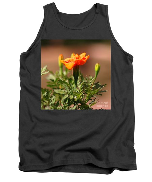Tank Top featuring the photograph Mary Reaches For The Sun by Joseph J Stevens