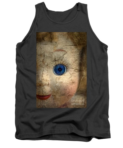 Mask Of Madness Tank Top