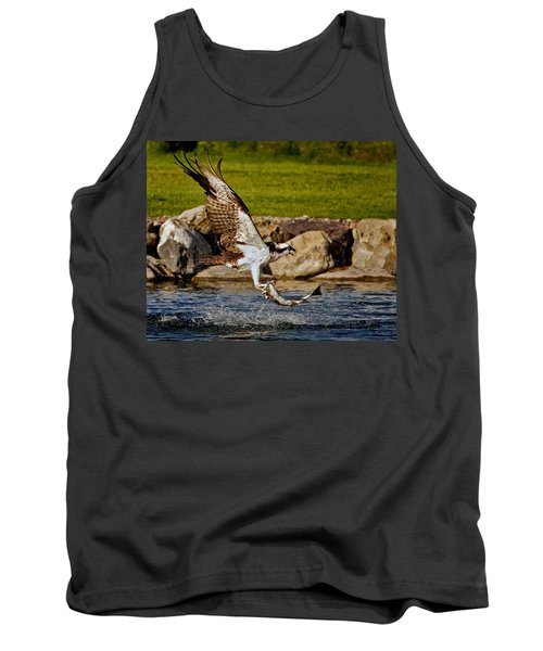 Master Fisherman Tank Top