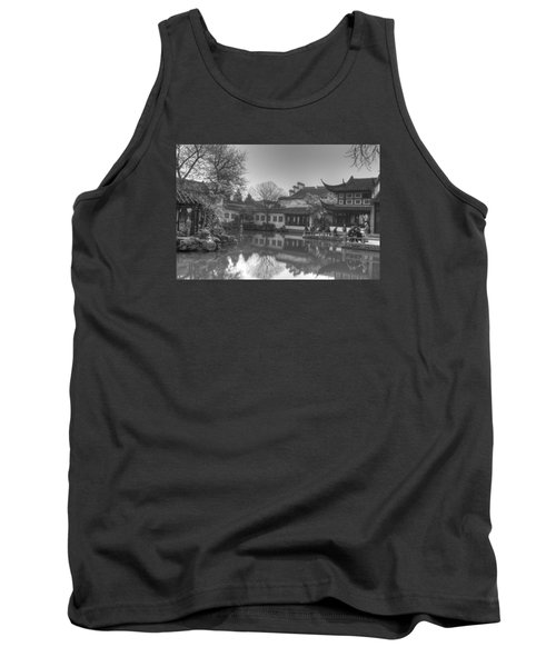 Master Of The Nets Garden Tank Top