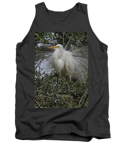 Mating Plumage Tank Top