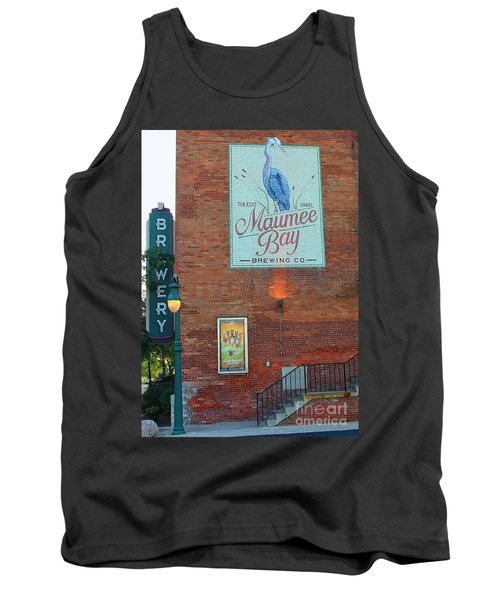 Maumee Bay Brewing Company 2135 Tank Top