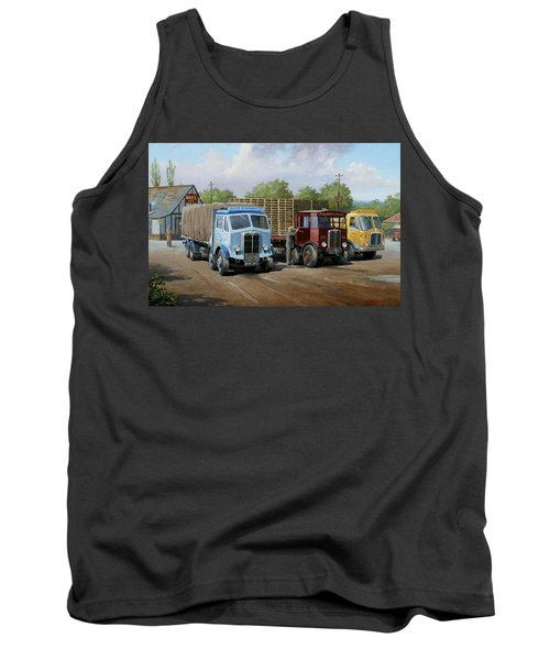 Max's Transport Cafe Tank Top