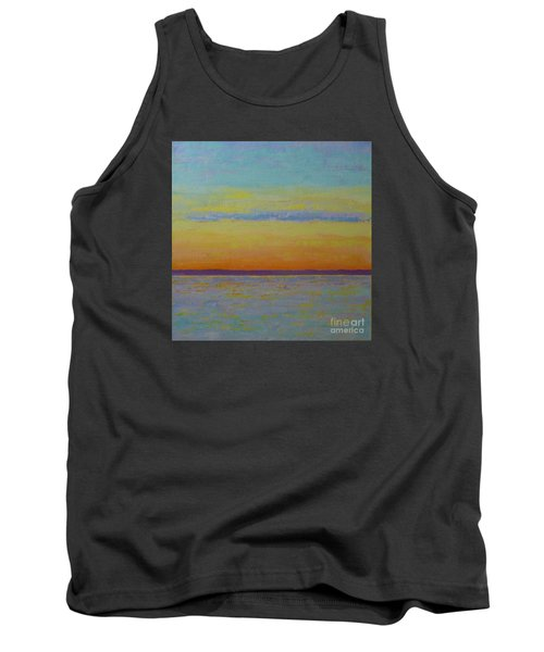 May Sunset Tank Top by Gail Kent
