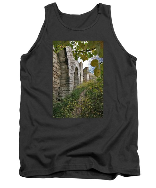 Medieval Town Wall Tank Top