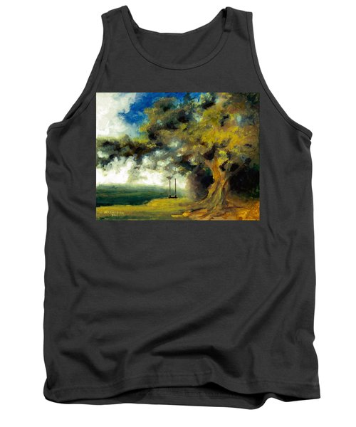 Meet Me At Our Swing Tank Top