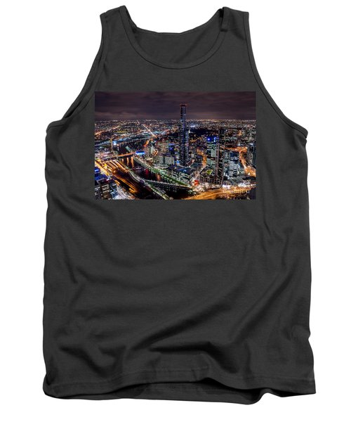 Melbourne At Night IIi Tank Top