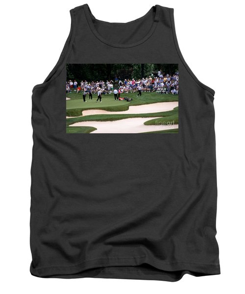 12w192 Memorial Tournament Photo Tank Top