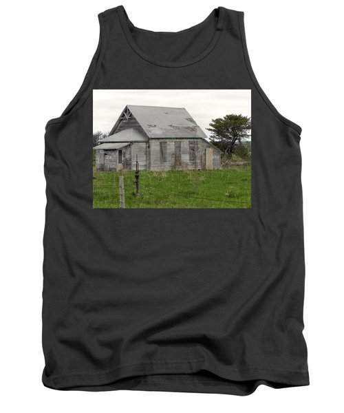 Tank Top featuring the photograph Memories by Deb Halloran