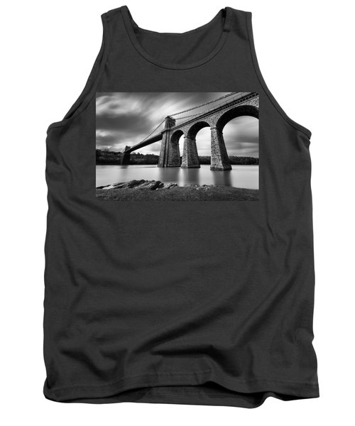 Menai Suspension Bridge Tank Top