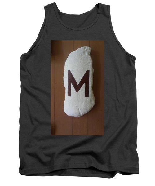 Menominee Maroons Tank Top